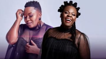 Judith Sephuma & Brenda Mtambo