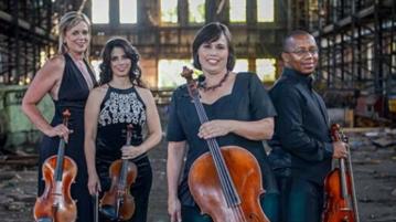 Chamber Music Concert: Odeion String Quartet