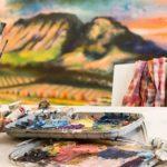 Teenage Art Classes at Lillian Gray