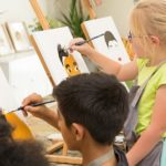 Children's Art Classes at Lillian Gray