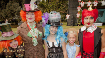 The Mad Hatters Picnic