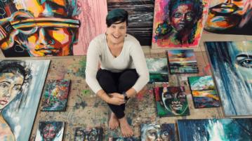 Lillian Gray Online Art Classes