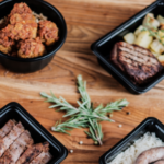 Plated Convenience – Meal Delivery Service